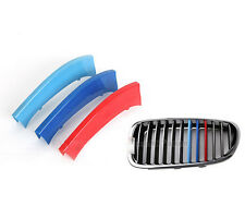 2015 For BMW X6 F16 Tricolor Front Middle Grill Grille Cover Trim Decoration 3pc