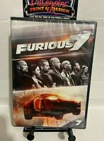 Furious 7 (NEW DVD) FREE SHIPPING!!