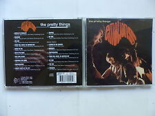 CD ALBUM THE PRETTY THINGS Get the picture ? SMMCD 549 Psyché