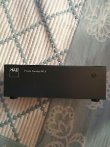 NAD Phono Preamplifier PP2 - Hardly Used