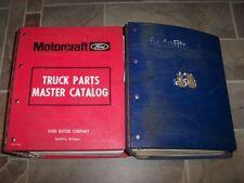 1984 ford f600 f700 f800 f900 f-series medium heavy truck parts catalog  manual
