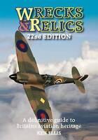 Aircraft Wrecks and Relics by Ken Ellis (Hardback) Book