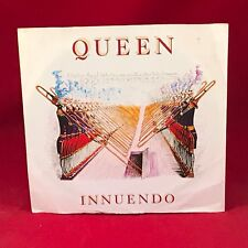 "QUEEN Innuendo 1991 UK 7"" single EXCELLENT CONDITION C"