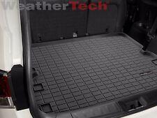 WeatherTech Cargo Liner Trunk Mat for Infiniti QX60 - Large - 2014-2017 - Black