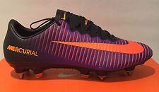 """Nike Mercurial Vapor XI SG-PRO """"Violet Dynasty 'UK 8 (eur 42.5) 831941 586"""