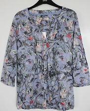 Per Una Women's Classic 3/4 Sleeve Sleeve Hip Length Tops & Shirts