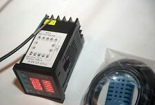 220v/110v Digital Temperature / humidity dual controller, USA shipping