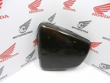Honda CB500 T Seitendeckel Links Glory Brown Original NOS Left Side Cover New