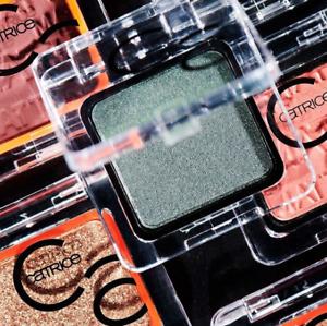 Catrice Art Couleurs Eyeshadows Highly pigmented Powder Texture Matt Metallic