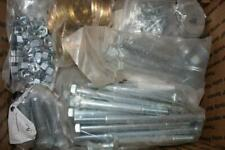 46 POUNDS -ASSORTMENT OF BAGGED FASTENERS AND OTHER HARDWARE