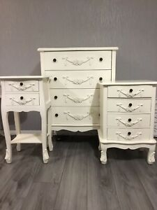 bedroom furniture set used In Good Condition Only A Year Old
