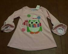 Bonnie Jean Penguin Christmas Shirt Size 4/4T