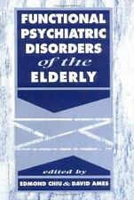 Functional Psychiatric Disorders of the Elderly-ExLibrary