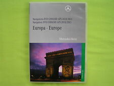 DVD NAVIGATION MERCEDES BENZ COMAND APS 2011 CL CLS E S SL SLK 11.0 GRÜN NTG 1