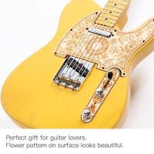 Maple Pickguard Scratch Plate Protector For Telecaster Tele TL Guitar Nice Decor