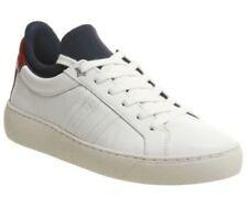 Zapatos planos de mujer blancos Tommy Hilfiger