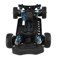 Aluminium&Carbon frame 1:10 4×4 Front Motor RC Drift Car Kit for ZD RC Car Parts