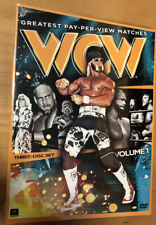 Greatwst Wcw Payperview Matches Dvd