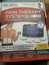 Dr. Ho's Pain Free Therapy System Pro (Brand New) T.E.N.S Professional Device