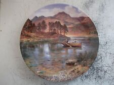 rare danbury mint on the tarn collector plate.