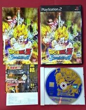 Dragon Ball Z Sparking - PLAYSTATION 2 - PS2 - USADO - EN MUY BUEN ESTADO