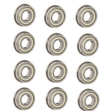 20 PCS  F623ZZ 3x10x4mm  flange bushMiniature deep groove ball bearing 3*10*4mm