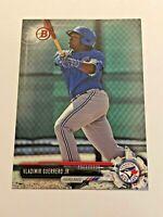2017 Bowman Draft Baseball #150 - Vladimir Guerrero Jr - Toronto Blue Jays