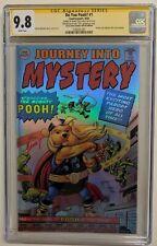 Do you Pooh?1 journey into mystery 83 homage foil AP Edi. CGC SS 9.8 M. Mychaels