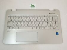 "New listing Hp Envy X360 15-u 15.6"" Laptop Backlit Keyboard/Palmrest Touchpad 738708-001 A+"