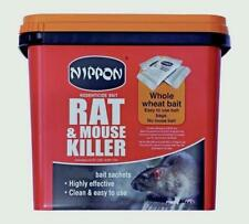 Nippon Vitax Rat & Mouse Killer Wheat Bait 150g Pack Pest Control