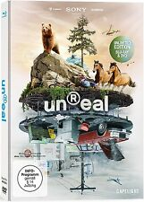unReal  - Unlimited Edition, DVD & Blu-ray Disc NEU + OVP!