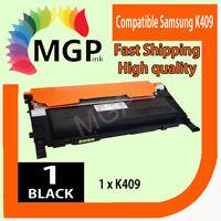 1x Compatible Black Toner CLP310 CLP315 For Samsung CLP-310 CLX-3170 CLT-K409
