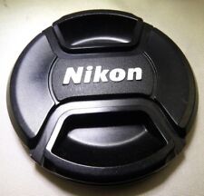 Nikon 62mm Snap-on Front Lens Cap Nikkor LC-62 EOM  - -  Free Shipping Worldwide