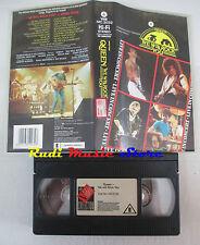 VHS QUEEN We will rock you 90 minuti VIDEO COLLECTION VC 4012 cd mc dvd lp(VM5)