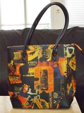 Vintage Sydney Love Classic Hotel Tote Shoulder Bag