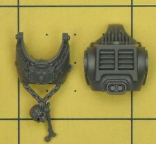 Warhammer 40K marines espaciales Gris Caballeros Terminator torso partes (a)