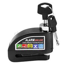 Motorcycle Atv Rotor Disc Lock Alarm Brake Disk Security Motor Bike