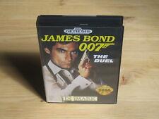 James Bond 007 The Duel Sega Genesis Case/Box & Cover Art Only NO GAME CARTRIDGE