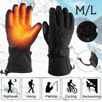 Gants de ski d'hiver Snowboard thermique Ski sur neige Écran tactile Hommes F UV