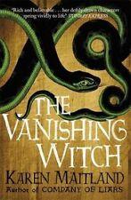 The Vanishing Witch, Maitland, Karen, New Book