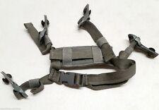 ACH MICH Helmet 4-Point Retention Chin Strap w/ Screws Hardware Foliage Green