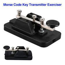DM901 Vocal Automatic CW Morse Code Keyer Transmitter Ham Radio 3.5mm Connector