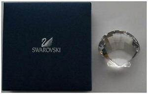 New Swarovski SCS Renewal Gift 2006 Scallop in a Box