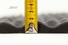 Acoustic Egg Foam Sound Deadening Proofing Mat Sheet 100x75x1.5 cm SmartMat®