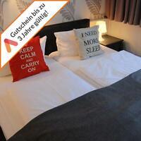 Städtereise Aachen zentral 2- 4 Tage Hotel Krone für 2 Personen Gutschein Animod