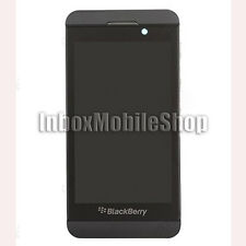 Black New LCD Display Touch Screen Digitizer Assembly with frame Blackberry Z10