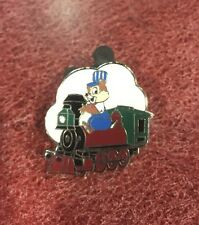 2014 Disney Pin Chip Train Conductor #103340 Mystery Gala Chip Series Limited Re