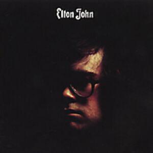 Elton John Self Titled 3 Extra Tracks Remastered CD NEW