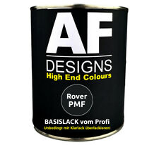 250ml BASE VERNICE ROVER PMF BLACK spray trasparente pronta Vernice Auto