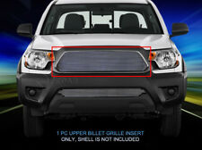 Fits 2012 2013 2014 2015 Toyota Tacoma Billet Grille Grill Upper Grill
